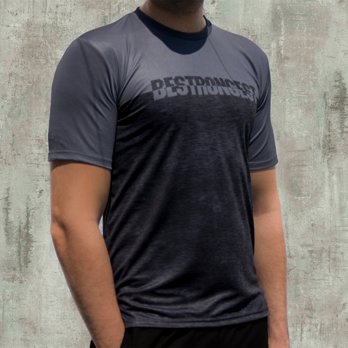 CAMISETA FUSE GRAY ACTIVEDRY® DS INTENSE