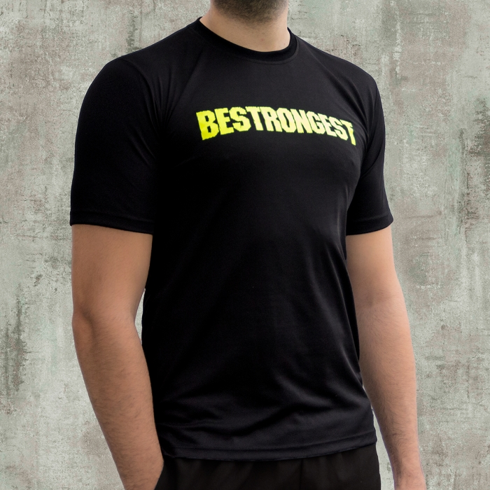 CAMISETA BLACK & YELLOW ACTIVEDRY® DS INTENSE