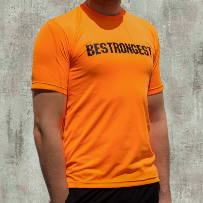 CAMISETA ORANGE TIGER ACTIVEDRY® DS INTENSE