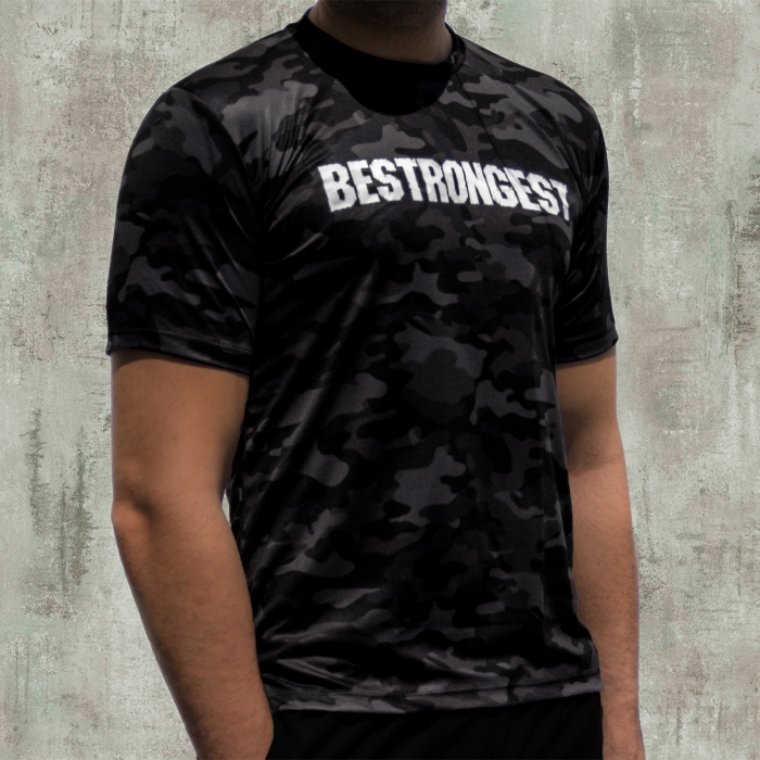 CAMISETA ELITE ARMY BLACK ACTIVEDRY®